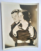George Burns And Gracie Allen 8x10 Classic Photos + Letter + Mailer