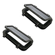 2 Pack Boat Rectangle Opening Portlight Porthole 15-3/4 X 8 Replacement Window