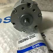 1pc New Smc Rotary Cylinder Crb2bw40-270sz Free Shipping