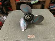 Yamaha Outboard 14 1/2 X 15 Right Hand Propeller 15p P68f-45970-20-00