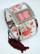 Von Dutch Pink Bang Collection Watch - Hand Painted - Never Used