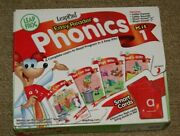 Leapfrog Leappad Easy Reader Phonics Kit 1 Learn To Read Program With Leap Pad