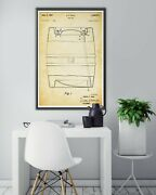 1967 Beer Keg Patent Poster Up To Full-size 24 X 36 - Gifts - Bar - Brewery