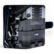 M Power Ac Engine Turbo Sport Racing Car Leather Magnetic Clasp Phone Case Cover