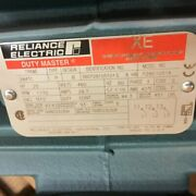 New Reliance Electric Duty Master 25hp/1770rpm Motor Pn P28g1051a