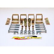 High Lifter 2 Atv Front And Rear Lift Kit For Yamaha Grizzly 660 [ylk660-01]