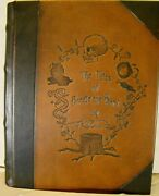 Rowling Tales Of Beedle The Bard Collector's Edition Velvet Sack Clamshell Box
