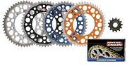Renthal Grooved / Twinring Sprocket And R1 Works Chain Kit For Husqvarna Ktm