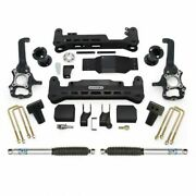 Readylift 44-2576 7 Lift Kit W/rear Shocks For Ford F-150 4wd 2015-2020 New
