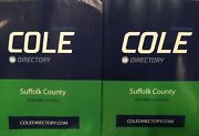 Cole Telephone Directory Suffolk County, Ny