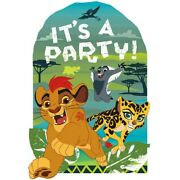 New The Lion Guard Birthday Party Supplies Tableware Decorations Balloons Favors