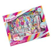 Party Popteenies - Party Time Surprise Set With Confetti, Collectible Dolls A...