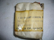 Outillage Us Neuf 4 Pinces Maintien Cylindre De Frein Jeep Dodge Gmc Ww2 Clamps