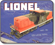 Lionel 625 Lehigh Valley Ge 44 Ton Switcher Mouse Pad