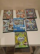 Sims 3 For Pc With Several Expansion Packs