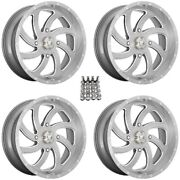 Msa M36 Switch Utv Wheels/rims Titanium 22 Can-am Commander Maverick 4