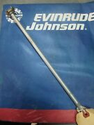 Johnson Evinrude 6 Hp Tiller Handle Gear And Shaft 388243 1977-79 Years. Brand New