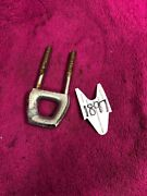 Chris Craft Bow Eye Eyelet Boat Tie Down Wood Boat Parts Brass Chrome Have Other