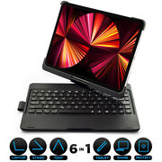 Slim Wireless Bluetooth Keyboard Case Cover For Ipad Air 4 / 3 Pro 11 12.9 2021