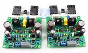 Assembled Hifi Accuphase E210 Modified Mosfet Stereo Power Amplifier Board
