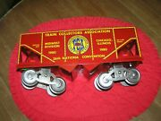 Mccoy Standard Gauge Midwest Division Tca 1980 26th National Convention Chicago