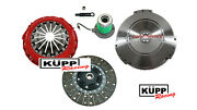 Kupp Stage 2 Clutch With Slave+chromoly Flywheel For 05-10 Ford Mustang 4.0l V6