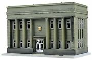Tomytec Building 035-2 Bank B Community Bank And Trust 1/150 N Scale New