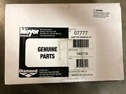 Meyer Snow Plow Kit Adapter 2014 And Up Gm Hir2 Lights My07777