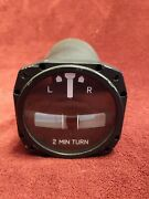 Rc Allen Rca-28 Electric Turn And Bank Indicator