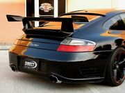 2001-2005 Porsche 911/996 Turbo Gt3-rs Style Rear Tail-base Wing Unpainted