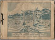 Pictorial Arrowhead - Second Marine Division Occupation Of Japan Pictorial Book