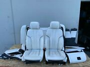 Bmw 650i 640i M6 Individual Seat Seats Interior Front And Rear Oem F06 13-16