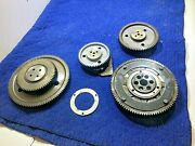 Cat 3406e 14.6 Caterpillar Timing Idler Gear Complete Assembly 1304700 Oem