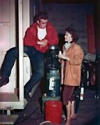 New Photo Stars James Dean And Natalie Wood In Rebel Without A Cause - 6 Sizes