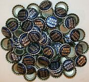 Soda Pop Bottle Caps Lot Of 100 A Treat Birch Beer Plastic Lined New Old Stock