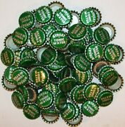 Soda Pop Bottle Caps Lot Of 100 A Treat Tonic Water Plastic Lined New Old Stock
