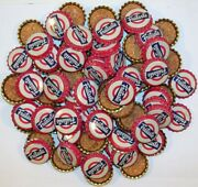 Soda Pop Bottle Caps Lot Of 100 Frutaste Cork Lined Unused And New Old Stock
