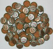 Soda Pop Bottle Caps Lot Of 100 Uptown Cork Lined Unused And New Old Stock