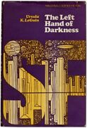 Ursula K Le Guin / The Left Hand Of Darkness First Edition 1969