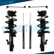 Mazda 5 And 3 Struts Assembly + Shock Absorbers + Sway Bars For All Front And Rear