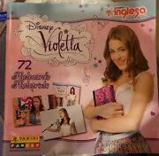 Album Violetta + 10 Envelopes Photocard By Panini To Sold In Uruguay