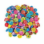 Smile Face Spin Tops - Toys - 144 Pieces