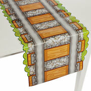 Railroad Track Table Runner - Party Supplies - 1 Piece