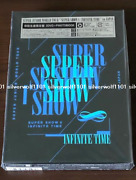 Super Junior World Tour Super Show 8 Infinite Time In Japan Dvd Photobook Card