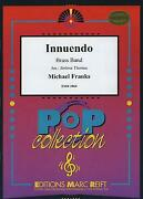 Innuendo Michael Franks As Performed By Queen Brass Band Music Set Score And Parts