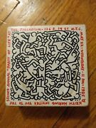 Keith Haring Party Of Life 1985 Invitation Puzzle Only With All Pieces -...