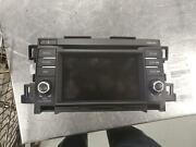 Mazda 6 A/v Equipment Receiver And Display Am-fm-cd Single Disc W/5.