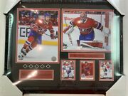 Montreal Canadiens Current 16x20 Frame Shea Weber Carey Price