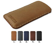 Case For Samsung Galaxy. Handmade Leather Cover Sleeve. Personalized Pouch