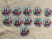 Girl Scout Fun Patch Jewelry Making 11 Patches New